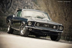 1968 Ford Mustang GT Fastback by AmericanMuscle