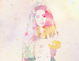 Afterschool's Nana Watercolor by chanioy
