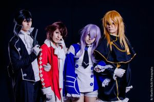 Pandora Hearts Band by Mitsuko-Vicious