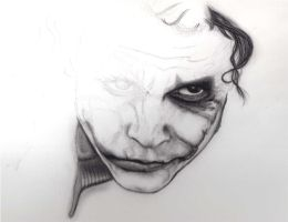 Joker WIP by Maynard1987