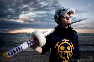 Here for Revenge | Trafalgar Law [Thousand Sunny]I by The-Ly