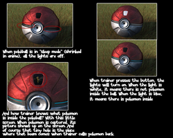 Relistic Pokeball Ideas 2 by FinnAkira