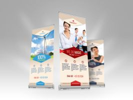 Business Corporate Roll-Ups by valentinpl