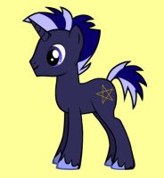 Another Pony OC, Sigil Strike by Starbat