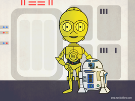 May the 4th be with you! by KellerAC