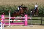 Level 5 Showjumping - L-Springen 11 by LuDa-Stock