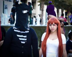 Oyasumi Punpun - Wondercon by EriTesPhoto