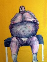 Fat Man by dgroove