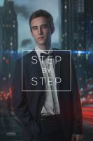 Night Classic / step by step gif by maxasabin