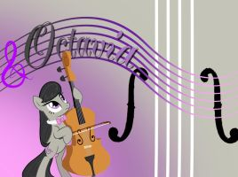 Octavia Wallpaper by buckheadgar