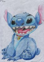Stitch by ChazyChaz