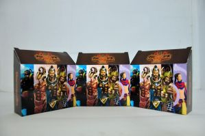 Bharatayudha Card Game package by 8lackhand