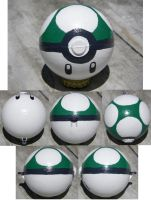 1 UP Ball by Cattype