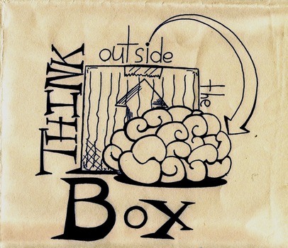 The Box, Think Outside. by dranza1