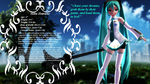 Time After Time: Miku Hatsune by MadNimrod