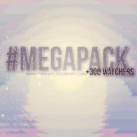 +MEGAPACK300 by MarryTheNight1