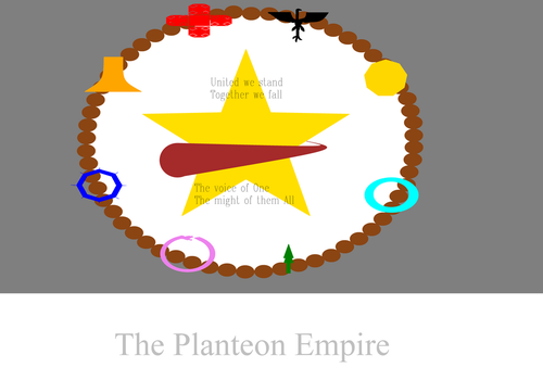 Seal of the Planteon Empire by BigAl29