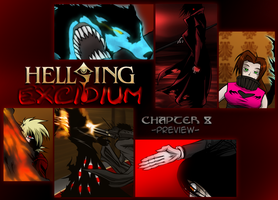 Excidium Chapter 8 preview by RobertFiddler