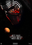 Star Wars: The Force Awakens - Fanmade Poster by DaniDeSanta