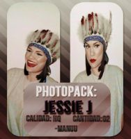 Photopack 005. Jessie J by Manuuselena