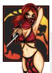 + MK - Skarlet + by CathrieWarehouse