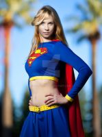 Supergirl VII by CortanaII