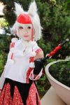 Touhou Project - Inubashiri Momiji by Xeno-Photography