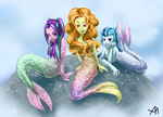 The Sirens by Bananers97