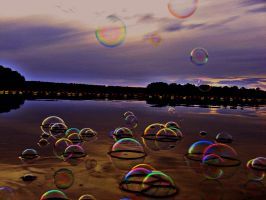 Bubble II by inath
