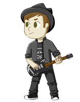 Patrick Stump by ChicagoThighs