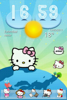 Hello Kitty Home page by Fun-Fit-Vicky