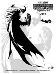 Baltimore Comic Con 2014 Exclusive by KenHunt