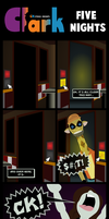 CKstudios presents Clark #3 Five Nights by CKstudios