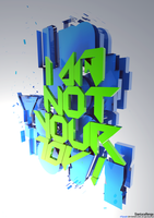I am not your TOy by APgraph