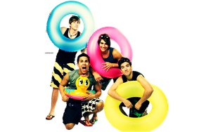 PNG : Big Time Rush by chazzief