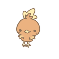 255 torchic by pinkbunnii