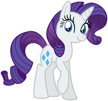 Rarity by HeartinaThePony