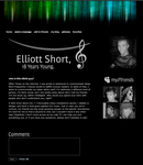 Myspace Design - November 2008 by elliot26