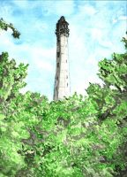 Wainhouse Tower by TazPoltorak