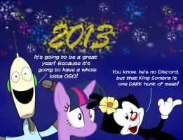 A New Year for ANYTHING by Cartuneslover16