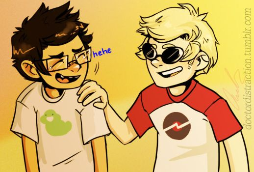 The Johndave by unconventionalhill