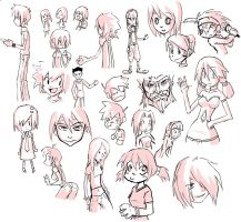 Flash Doodles - March 8 2008 by nasakii