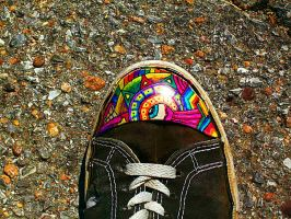 The Shoe by Psyconaut419