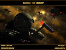 STAR TREK - BREAKABLE - Operation: Thors Hammer by ulimann644