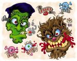 More New Monster Flash by MonsterInk