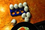 The eggs death by Florinachis