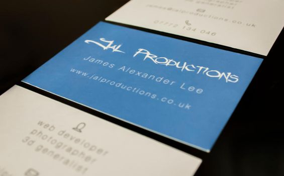 Business Card by FU51ON