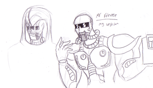 mr freeze my version by TheIcedWolf