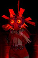 Skullkid Cosplay with Majora's Mask by Toki-MMMC