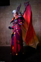 Warlock T6 by KoniCosplay